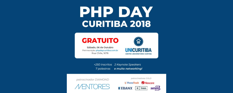 PHP Day 2018
